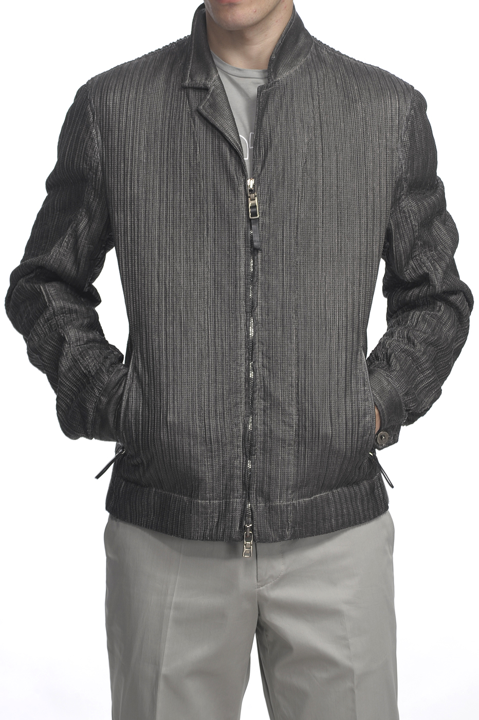 Куртка VASSA&Co галстук vassa
