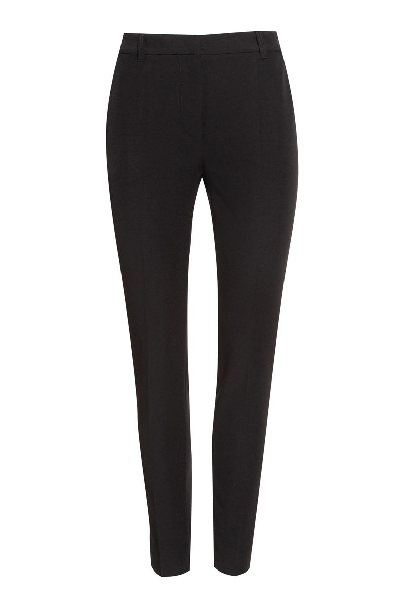 Классические зауженные брюки со стрелками VASSA&Co