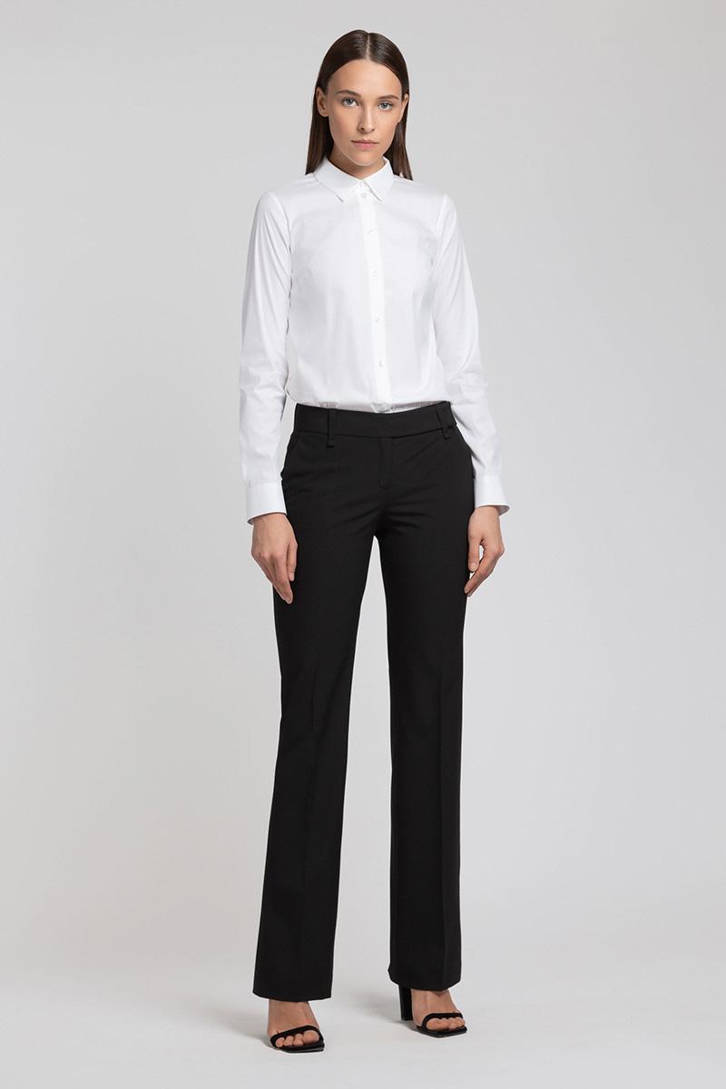 Классические прямые брюки VASSA&Co