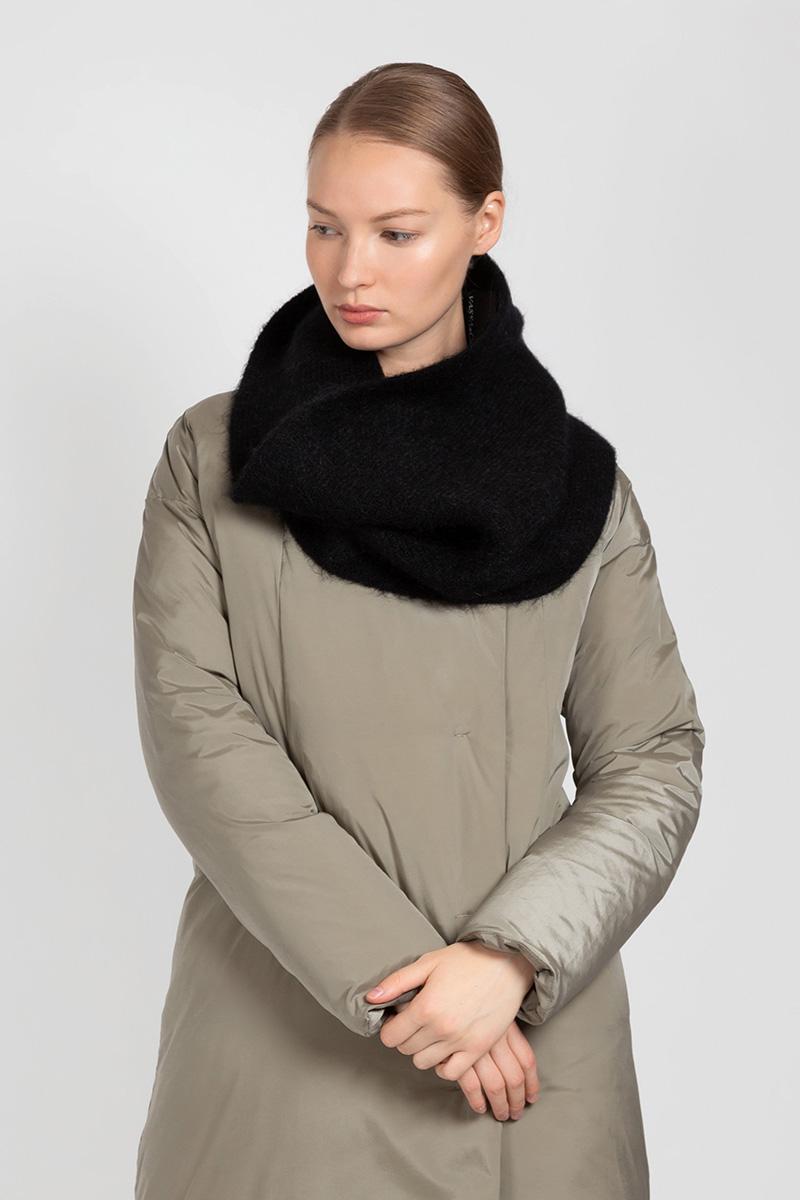 шарф vassa Шарф-снуд из эластичной шерсти VASSA&Co