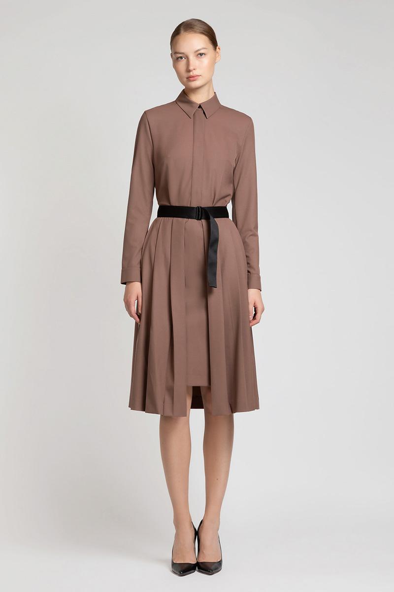 Платье - трансформер со съемной юбкой VASSA&Co