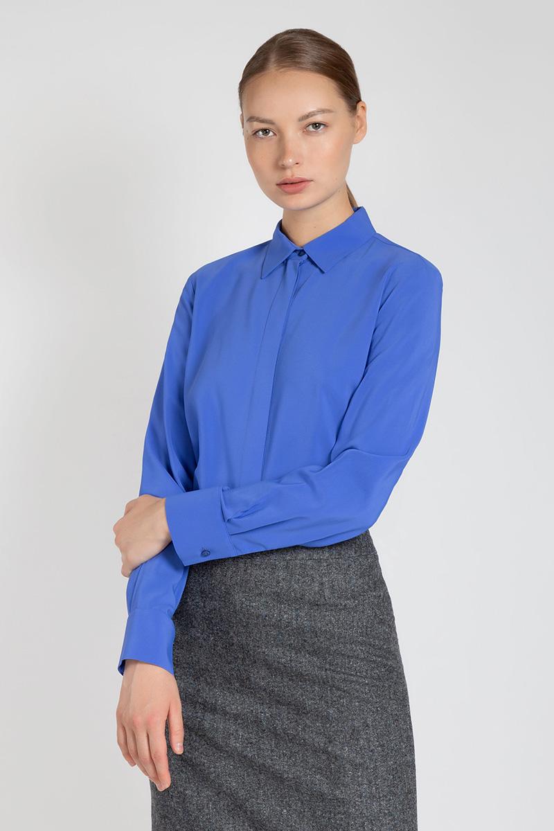 Блузка из вискозы VASSA&Co