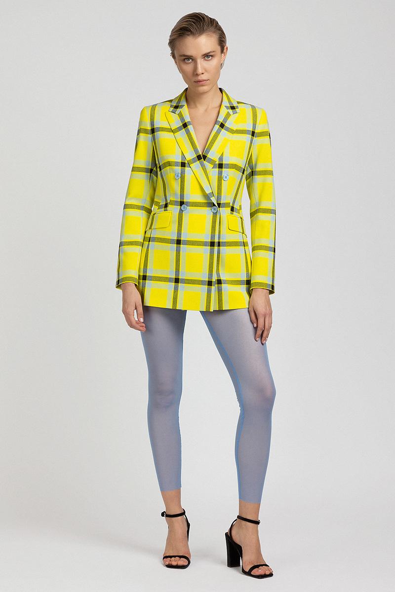 Оригинальные облегающие брюки VASSA&Co фото