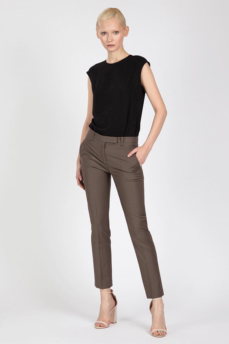 Базовая блузка без рукавов VASSA&Co фото