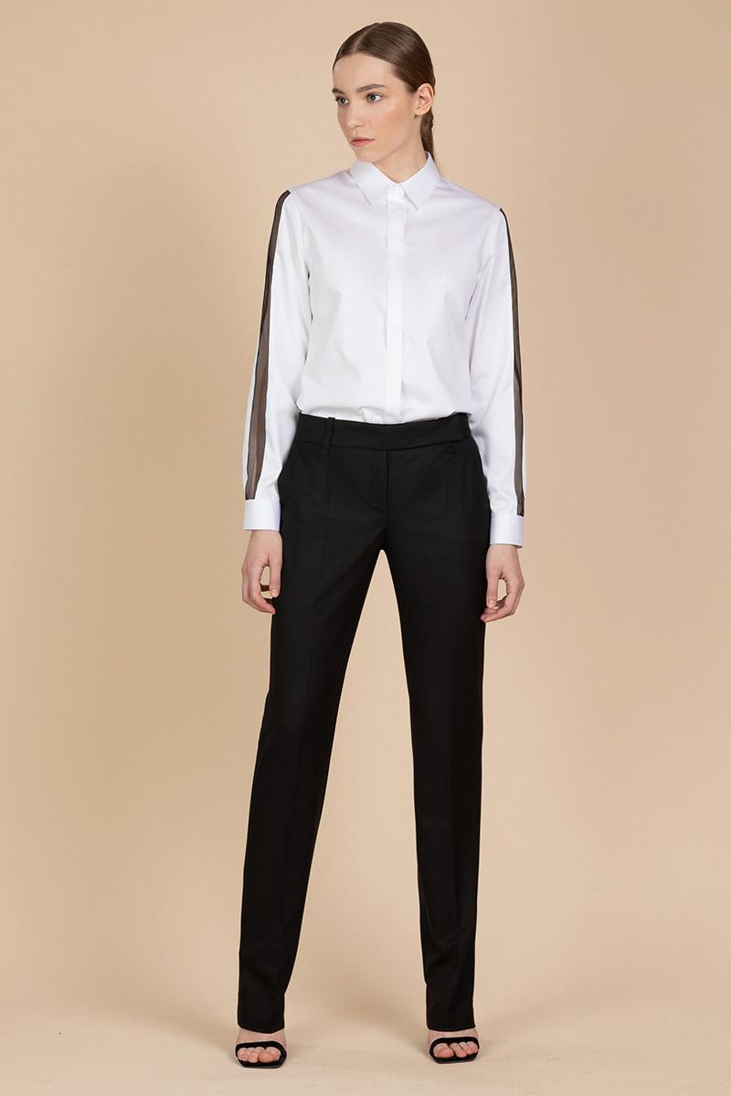 Классические брюки со стрелками VASSA&Co фото