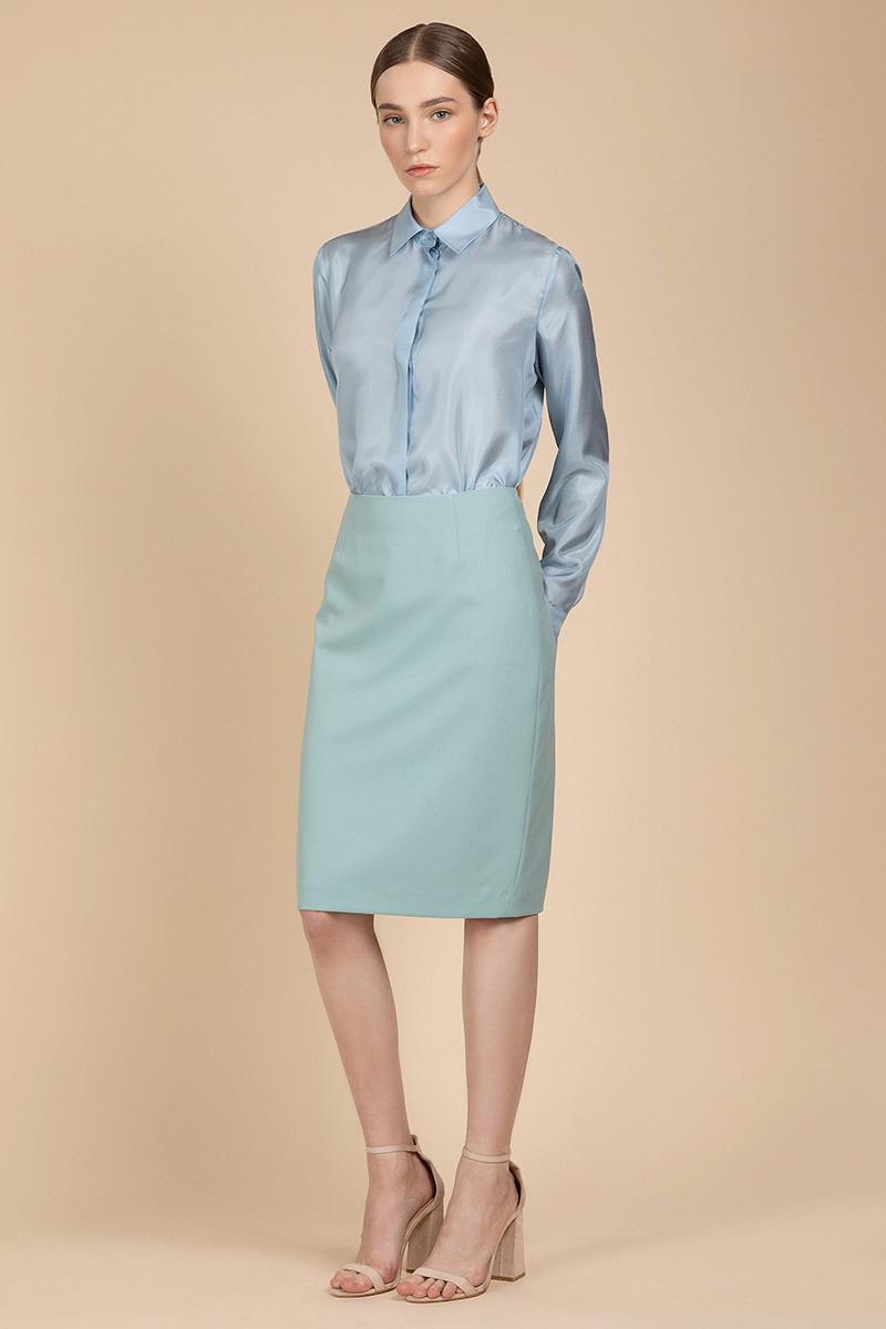 Базовая юбка-карандаш VASSA&Co фото