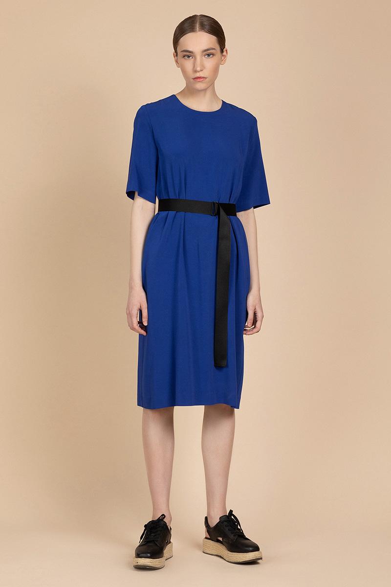 Платье свободного кроя VASSA&Co фото