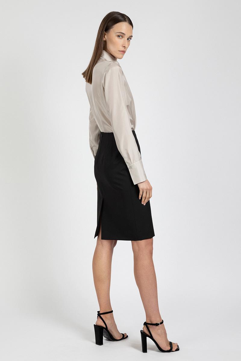 Классическая юбка-карандаш VASSA&Co фото