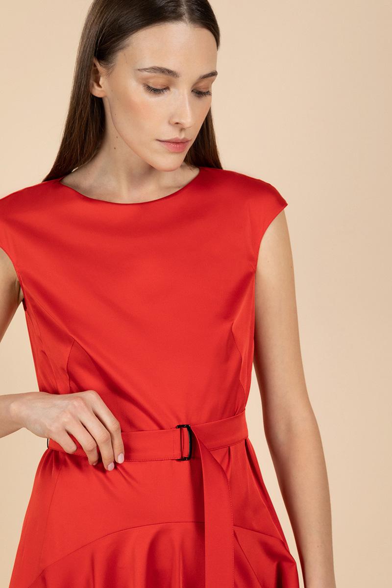 Платье приталенного кроя VASSA&Co фото