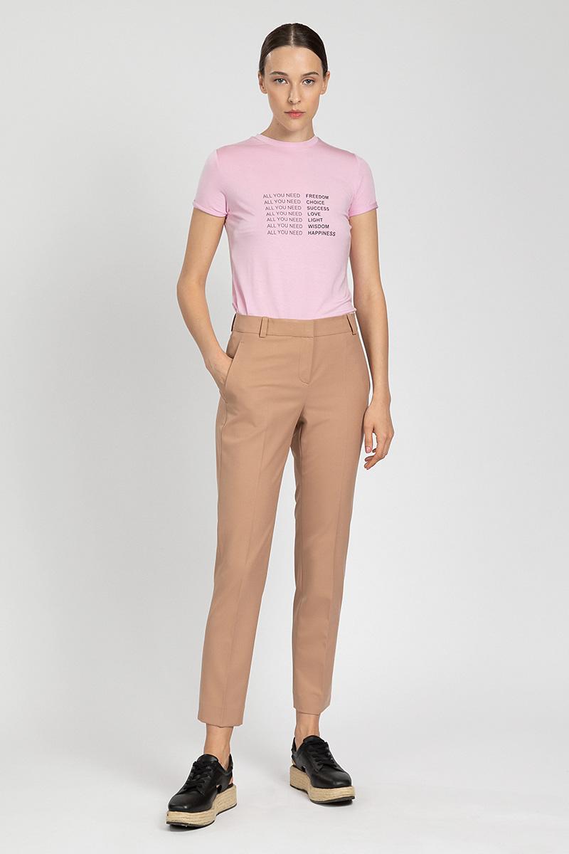 Классические прямые брюки VASSA&Co фото