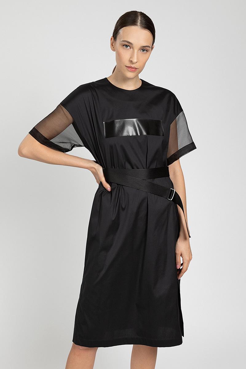 Платье в спортивном стиле VASSA&Co фото