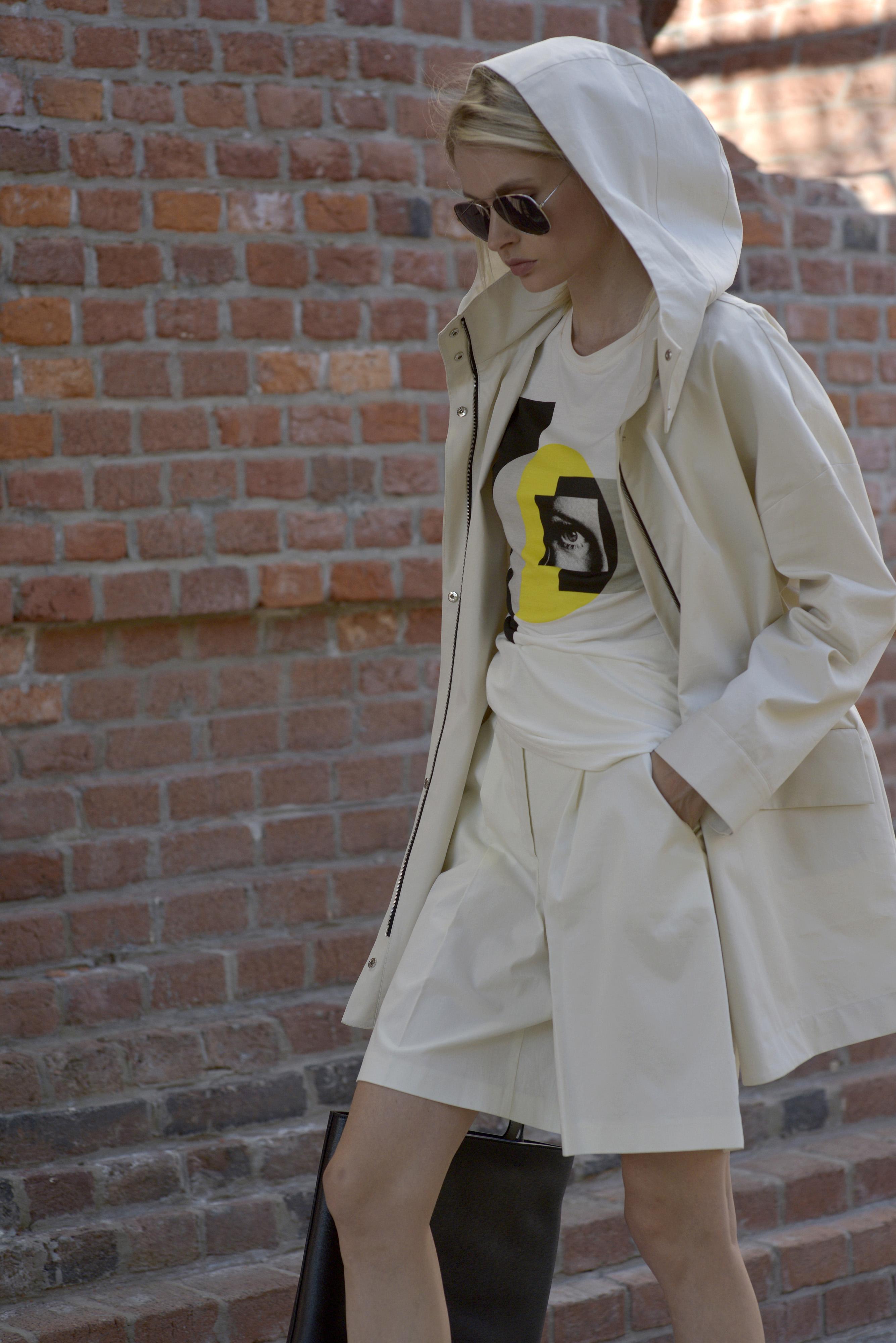 Куртка-парка средней длины VASSA&Co фото