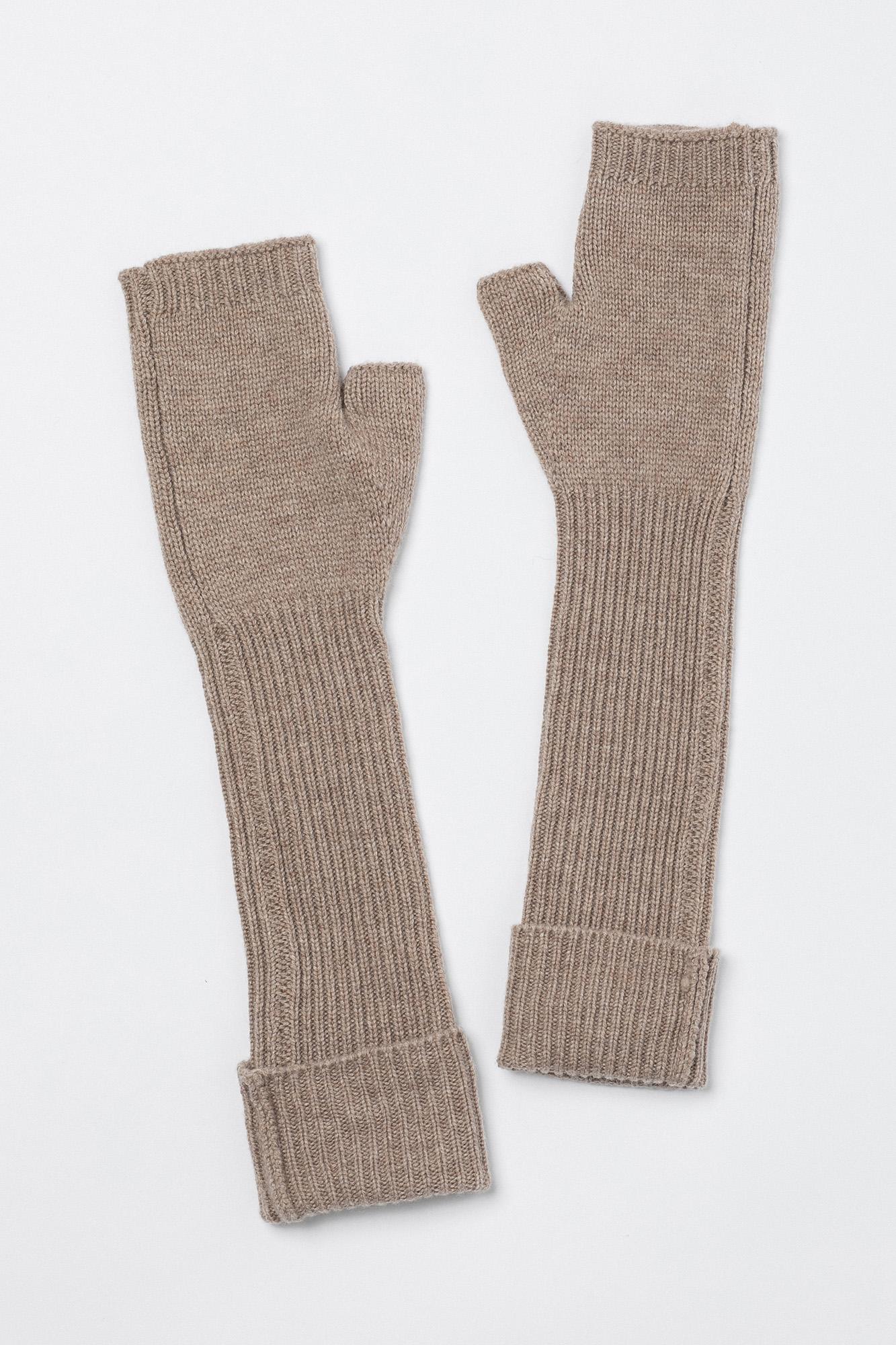 Перчатки-митенки VASSA&Co